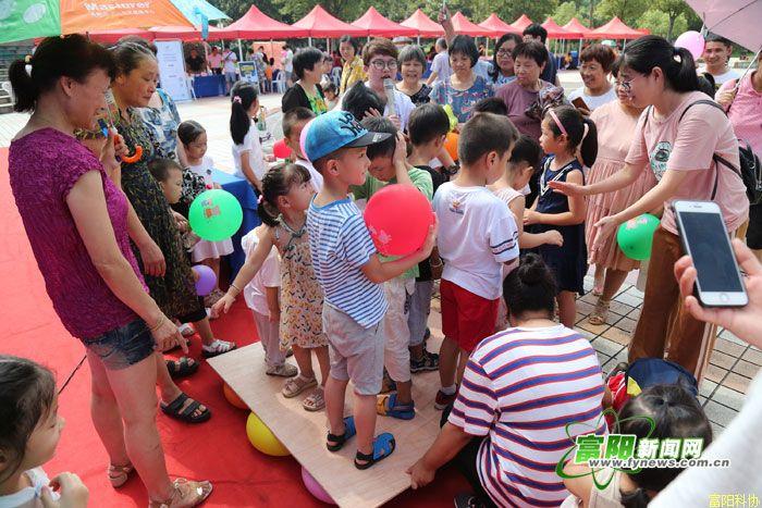 2019年全国科普日暨富阳区第32届科普宣传周活动启动
